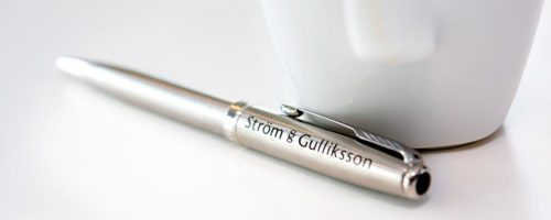 Europapatentombud Peter Ekwall – kontorschef för Ström & Gullikssons etablering i Göteborg